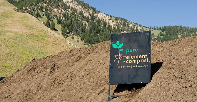 Pure Element Compost Terra Firma Organics